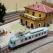 Una riproduzione dell'ex ferrovia Spoleto-Norcia